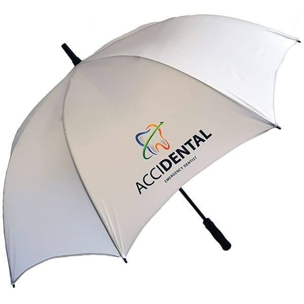Fibrestorm Auto Umbrella - TotallyBranded.co.uk