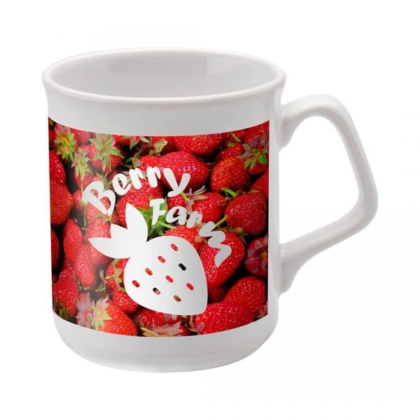 No Minimum Order Quantity Sparta Mugs - Totally Branded