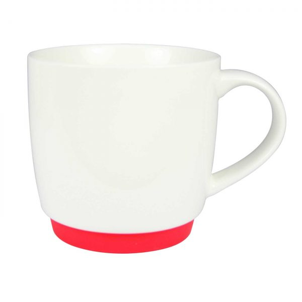 Red Base Paris Personalised Mugs - Totally Branded