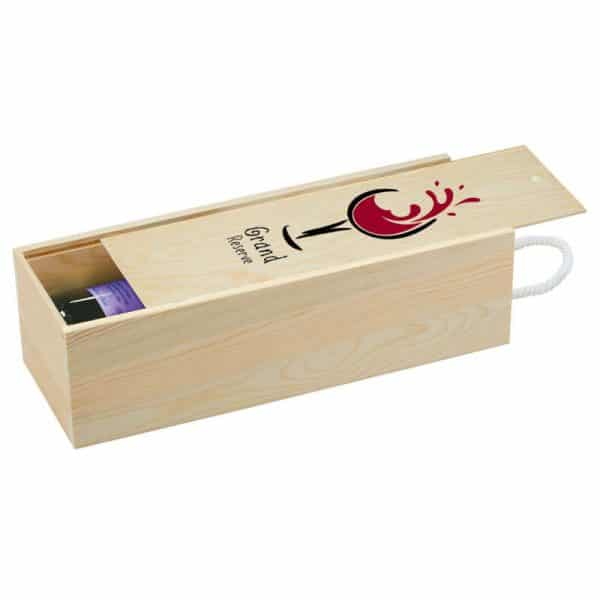 Personalised Wine Boxes - Wine Presentation Boxes - Totally Branded