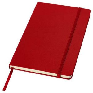 Promotional Classic A5 Hard Cover Notebooks - Totally Branded