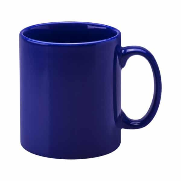 Cambridge Reflex Blue Branded Mugs - Totally Branded