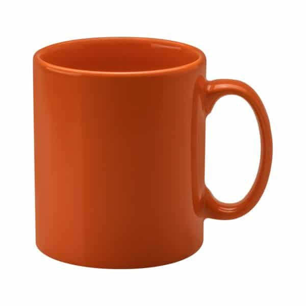 Orange Cambridge Mugs - Branded Mugs - Totally Branded