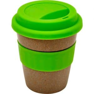 Branded Bamboo Fibre Coffee Cups - Totally Branded