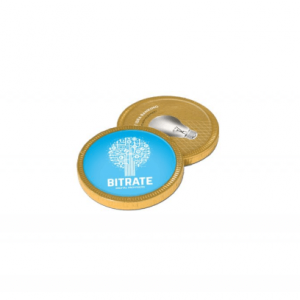 Branded Chocolate Coins - Personalised Chocolate Coins - Totally Branded