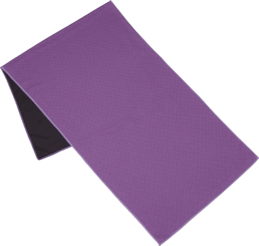 Alpha Fitness Towel Purple - Totally Branded