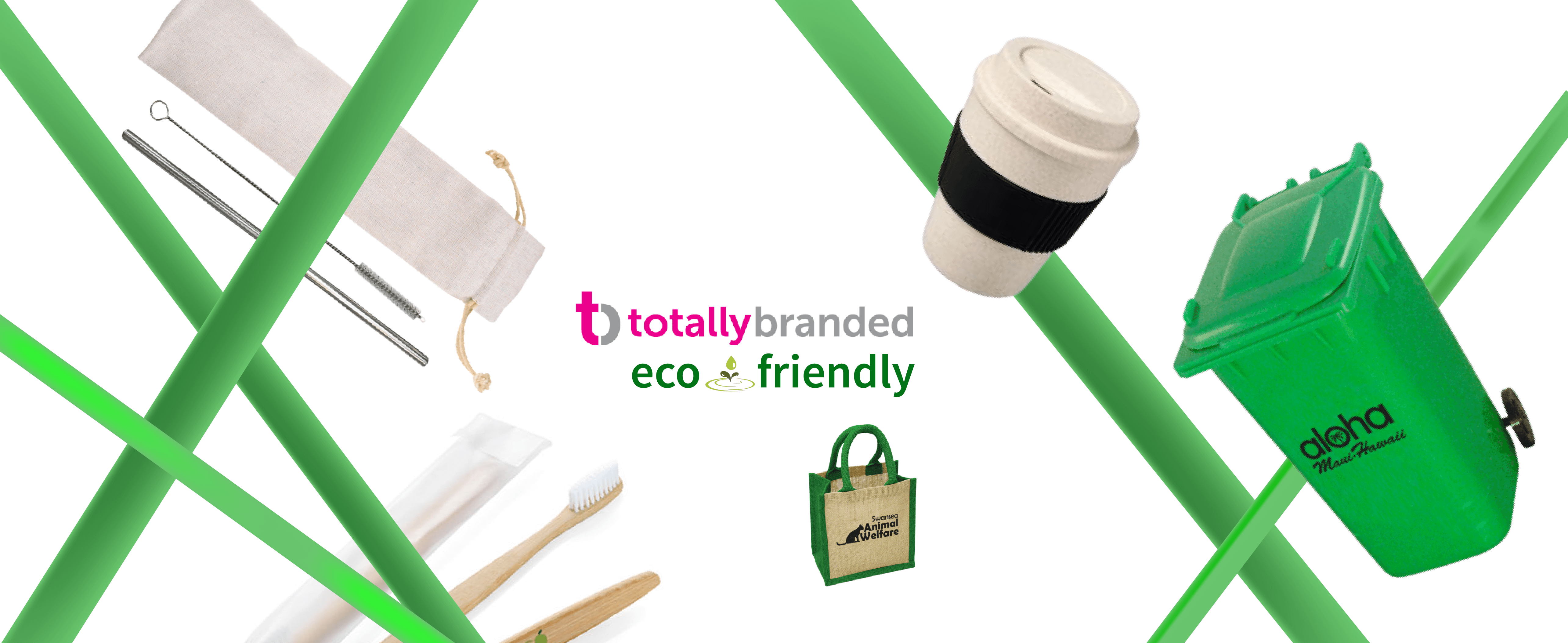 Eco Friendly Banner - Totally Branded