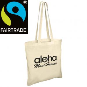 Fairtrade & Organic Cotton Bag