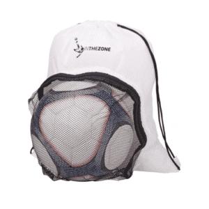 branded goal drawstring bag