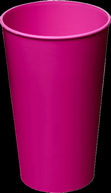 Arena Plastic Tumbler Magenta - Totally Branded