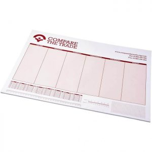 Desk-Mate® A3 Notepad CTT - Totally Branded
