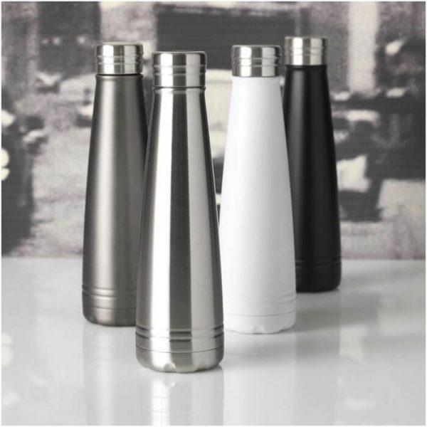 Duke Copper Vacuum Insulated Bottles - Totally Branded