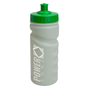 Eco Green Finger Grip Bottle - Totally Branded