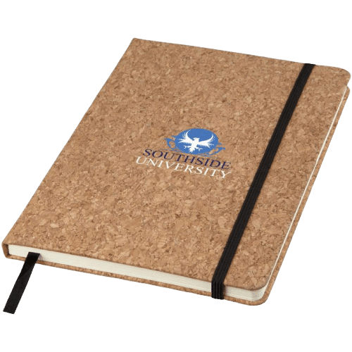 Napa A5 Cork Notebook Branded - Totally Branded