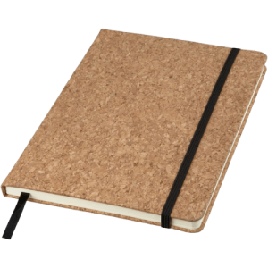 Napa A5 Cork Notebook Natural - Totally Branded