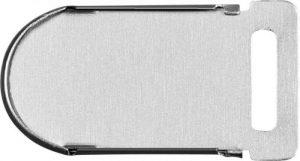 Privy Aluminium Camera Blocker Silver - Totally Branded