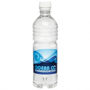 Promotional Bottled Water – 500ml.
