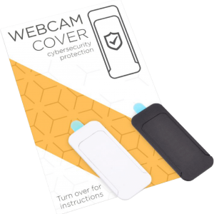 Webcam Cover with Backing Card - Totally Branded