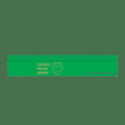 Coloured 15cm Ruler Green - Totally Branded