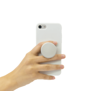 Official PopSockets White - Totally Branded