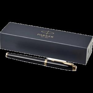 Parker IM Fountain Pen Gold - Totally Branded
