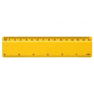 Renzo Plastic Ruler – 15cm