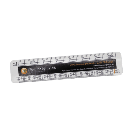 150mm Scale Ruler - Totally Branded