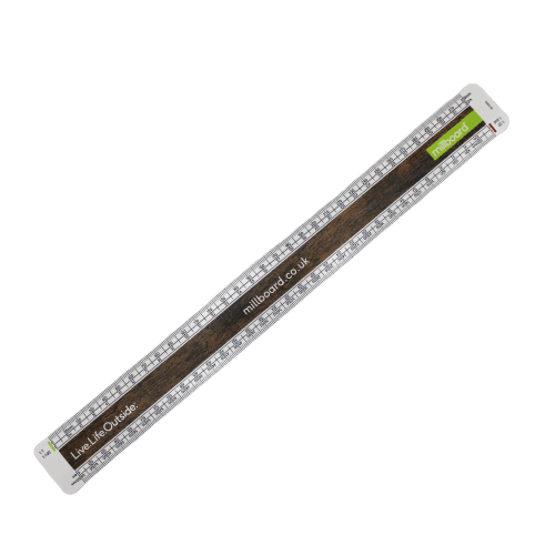 320mm Scale Ruler - Totally Branded