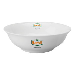 Promotional Cereal Bowl - Totally Branded
