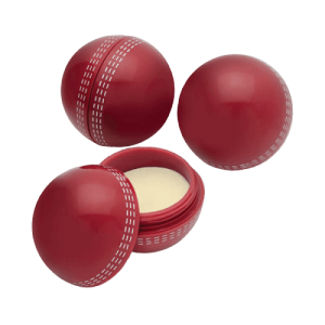 Cricket Ball Shaped Lip Balm - Totally Branded