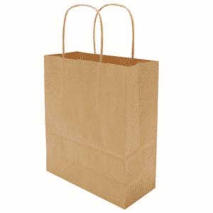 Medium Hardwick Kraft Paper Gift Bag