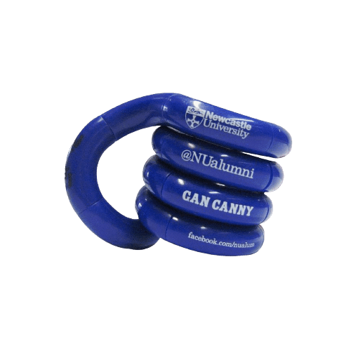 Official Tangle Puzzle Blue - Totally Branded