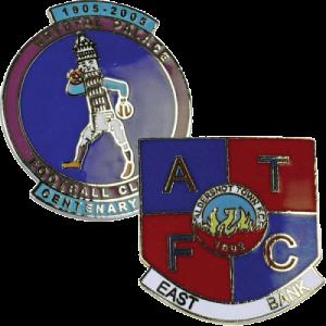 Printed Hard Enamel Badge - Totally Branded