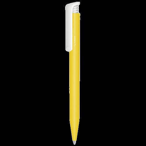 Senator Super Hit Bio Ball Pen Yellow - Totally Branded