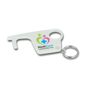 branded-hygiene-hook-keyrings-white