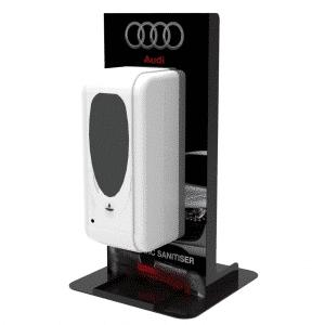 Desktop Automatic Hand Sanitiser Station
