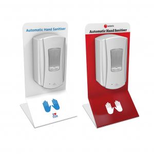 desktop Automatic hand sanitiser dispenser