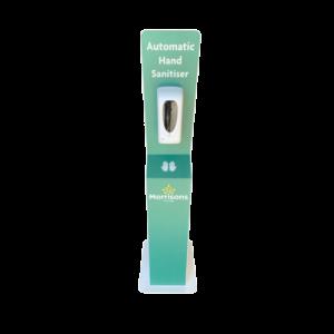 Branded-Automatic-Hand-Sanitiser-Dispenser