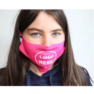 Small Quantity Printed Face Masks