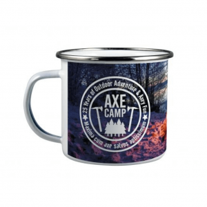 Printed Enamel Mug - Totally Branded