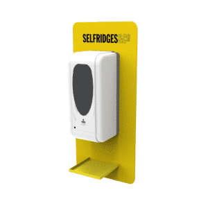 Wall Mounted Automatic Hand Sanitiser Dispenser