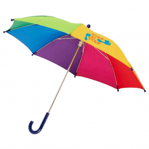 17' Children's Windproof Umbrella