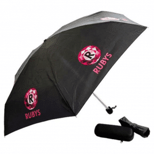 Box Brolly in a Zip Case Umbrella