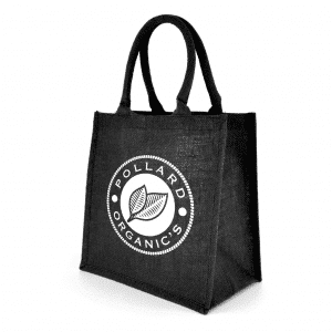 Branded Karg Coloured Jute Bag