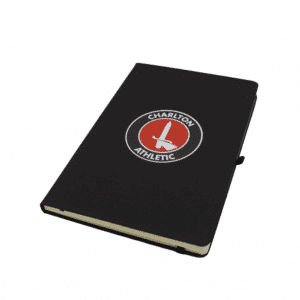 Branded Notebooks with No minimum order quantity