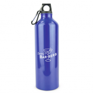 Herring 750ml Metal Bottle