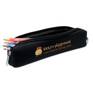 Branded Carabiner Pencil Case