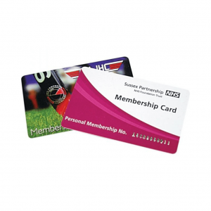 Printed Plastic Cards - Totally Branded