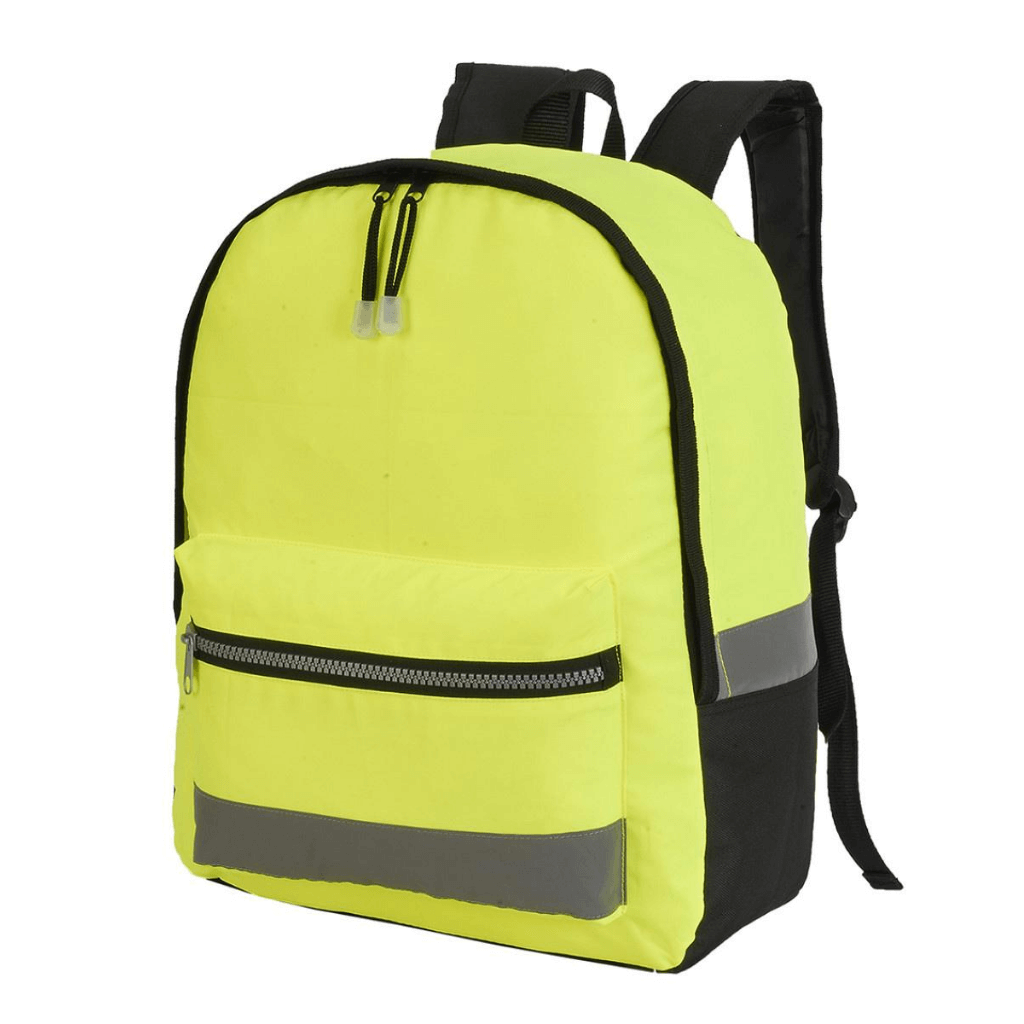 Reflective Builders Backpack - Totally Branded