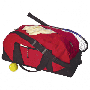 branded-sports-and-duffel-bag